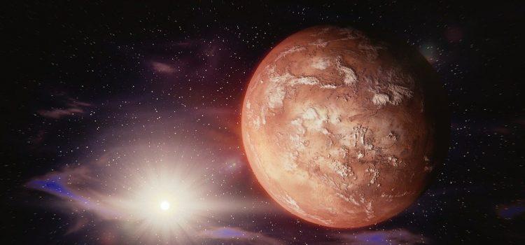 Vstup Marse do znamení Býka