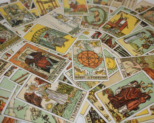 Tarot karty